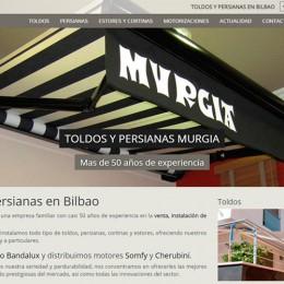 Persianas y Toldos en Bilbao