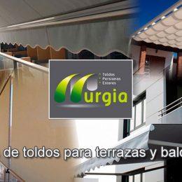 los mejores toldos para terrazas y balcones en bilbao - Tipos De Toldos
