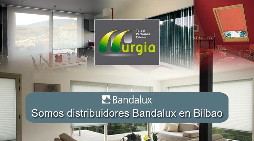 Distribuidores Oficiales Bandalux en Bilbao